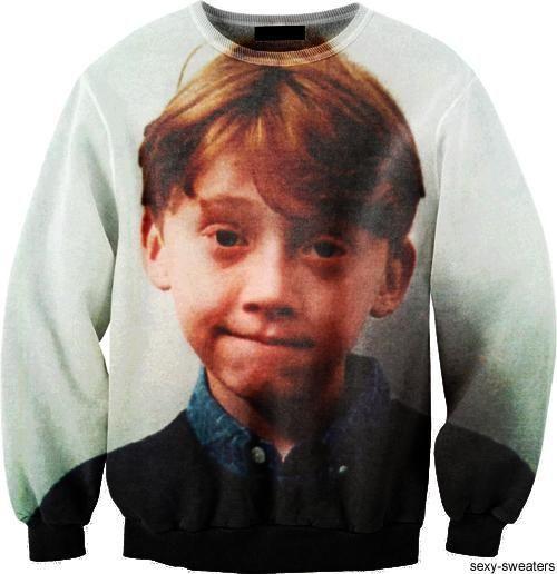 ...the coolest sweatshirt ever.