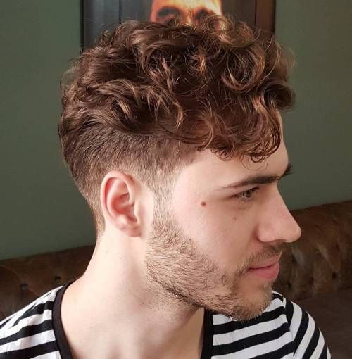 Pin By Lala Franks On Sepanta Arya Curly Hair Men Men Hair Color Highlights Curly Hair