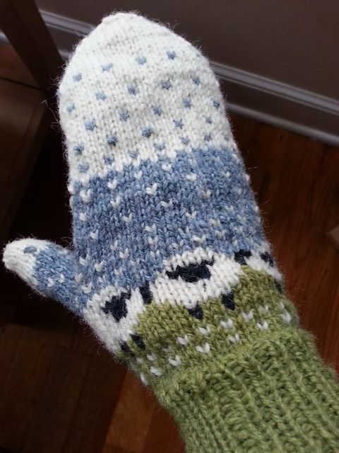 Ravelry: Project Gallery for Baa-ble Hat pattern by Donna Smith