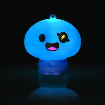 Cool nightlight.  Chuppi now featured on Fab.
