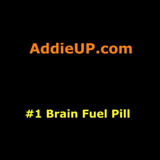 Everyone needs a pick me up sometimes. When do you need that extra boost of energy and focus?? http://www.addieup.com