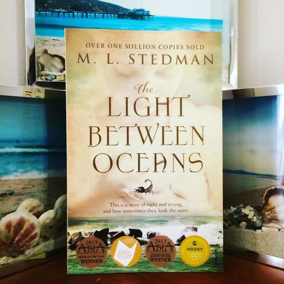 #FirstChapterFriday The Light Between Oceans