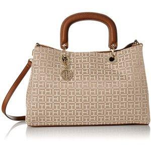 Tommy Hilfiger Sally Jacq Shopper Shoulder Bag