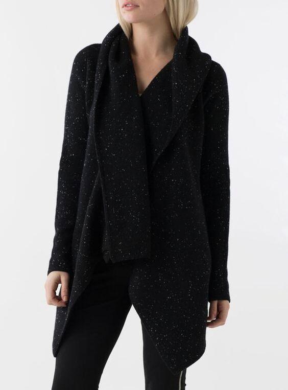Black St. Moritz Sweater