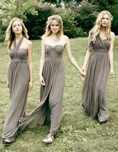 bohemian bridesmaid dresses different styles - Google Search ...