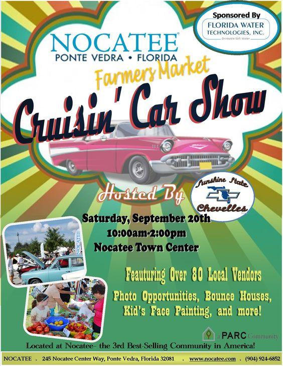 Cruisin' Car Show this month