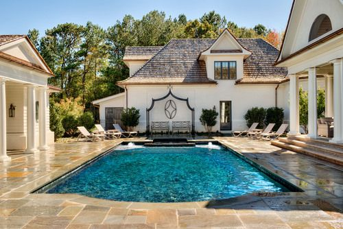 Award Winning Luxury Custom Home Located In Greenville SC Build By Gabriel Builders And The 2015 Recipient Of Best Overall Pinnacle