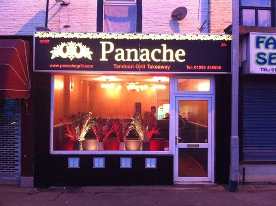 Panache Grill outside view