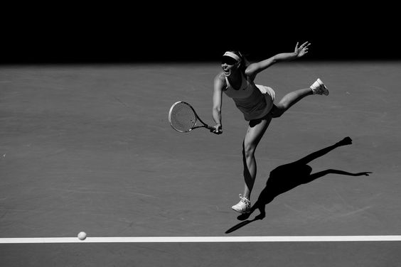 Maria Sharapova, 2R, 16 January 2014.  - Ben Solomon/Tennis Australia. Australian Open Tennis Championships 2014.