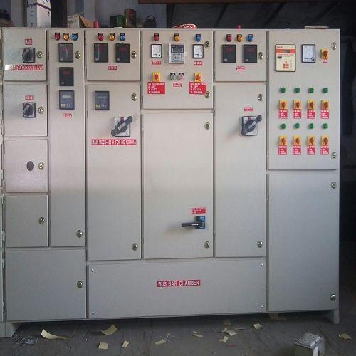 Distribution Apfc Panel With Amf Panel Vasudev Power Solution Paneling Control Panels Power
