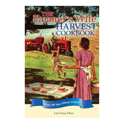 Voyageur Press Farmers Wife Harvest Cookbook 149612