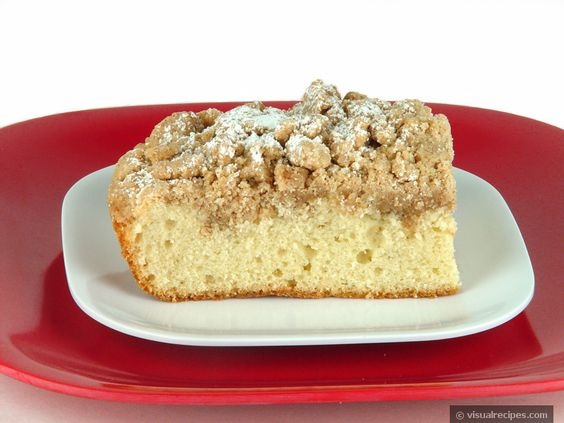 German Streusel Coffee Cake