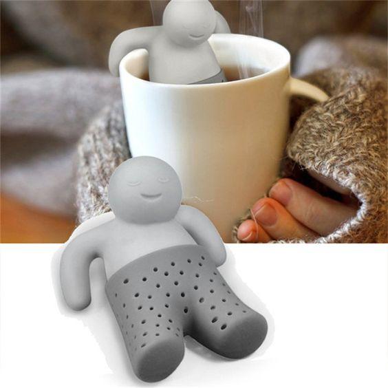 забавное ситечко для чая