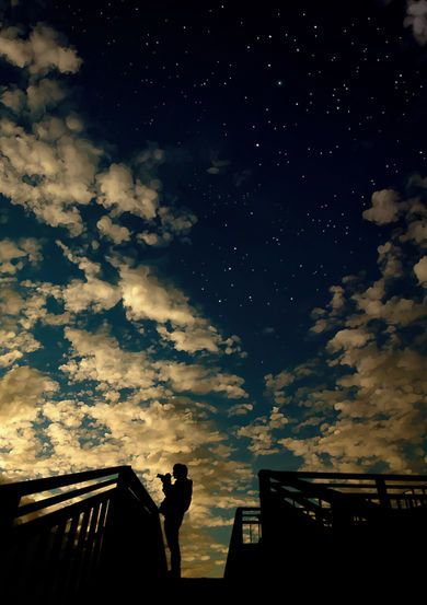 Starry Starry Night: Picture, Favorite Places, Night Skies, Cloud, Beautiful Sky, Inspirational Quotes, Favorite Quotes, Night Sky, Starry Nights