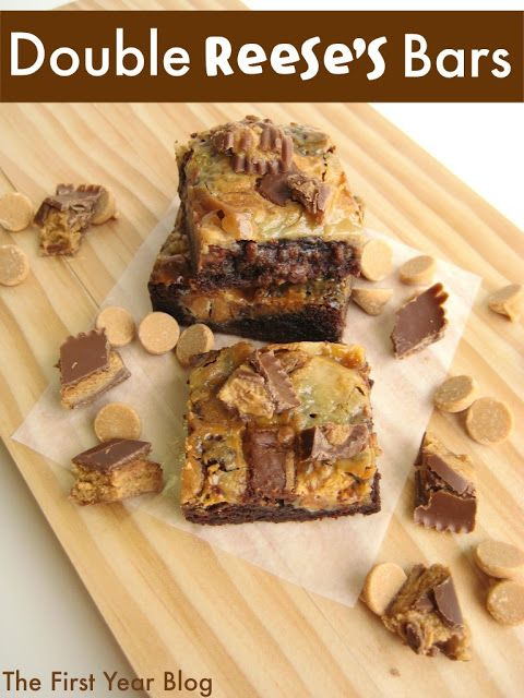 Double Reese's Bars