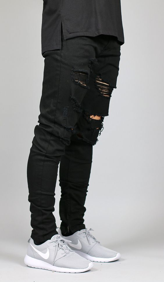 black ato pants clothing joggers and pants