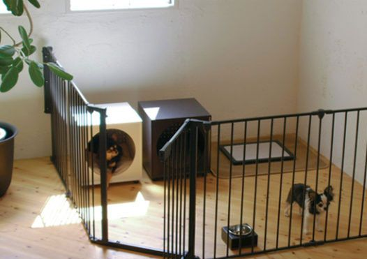 室内犬用ケージ サークル Scandinavian Pet Cage 犬や猫と暮らす人のライフスタイルショップ We 犬のケージアイデア 犬 犬の部屋