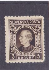 Slovakia - M: 42**  without watermark perf.10 1/2
