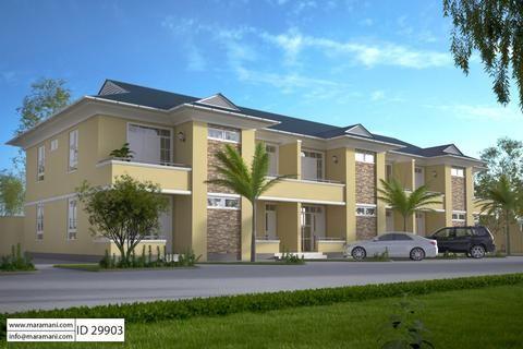 Apartment Building Floor Plan Id 29903 2 Bedroom Apartment Floor Plan Architectural Floor Plans Apartment Building