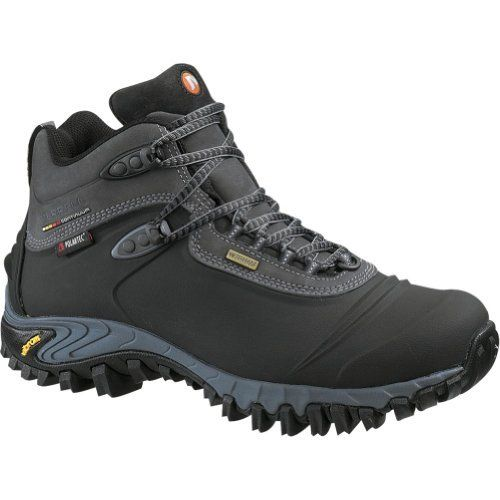 merrell men s thermo 6 waterproof cold weather boot black