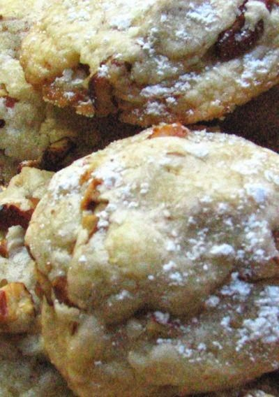 Grandma's Toasted Pecan Butter Cookies | COOKIE.RECIPES | Pinterest ...