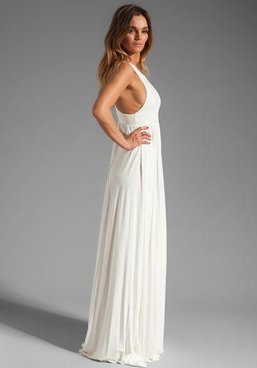 RACHEL PALLY Anya Tank Maxi Dress in White at Revolve Clothing ...