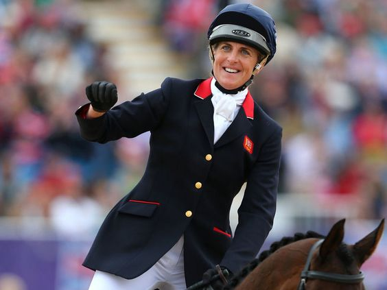 Great Britain S Eventing Team Won Silver In Greenwich Park