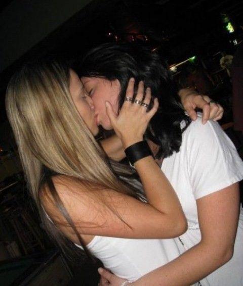 college girls first lesbian