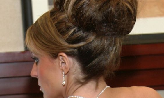 Wedding Hairstyles Updos With Bangs