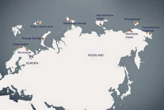 Connys Reiseblog: 2014 Premiere Nordostpassage der MS Hanseatic