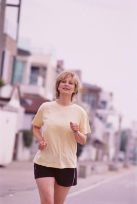 A Running Weight Loss Workout Routine For Women Over 40 | LIVESTRONG.COM