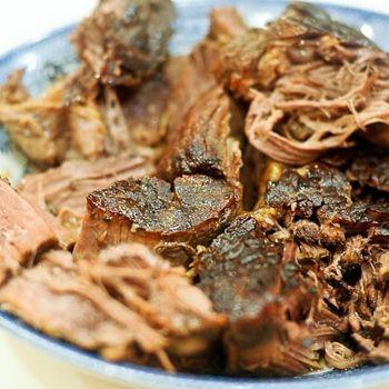 Dr. Pepper slow cooker Roast Beef