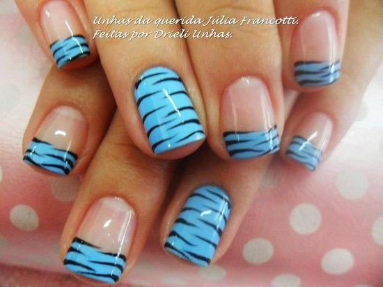 #nails #nailart #animalprint #clubedoesmalte