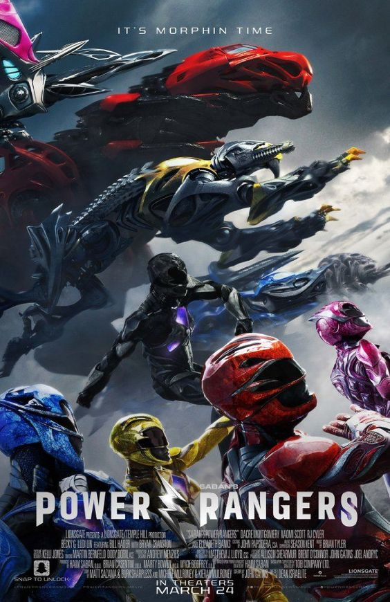 Power Rangers (2017) TS