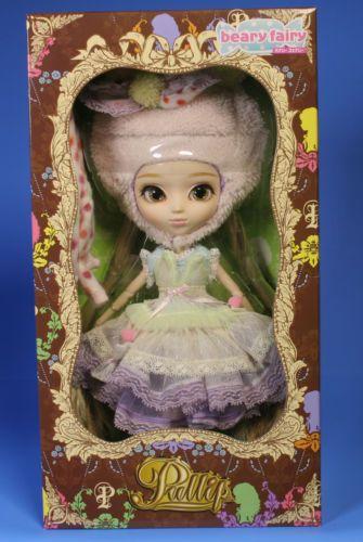 Pullip Dolls Kiyomi Beary Fairy Anime Fashion Pullip Doll P-057 Japanese Japan