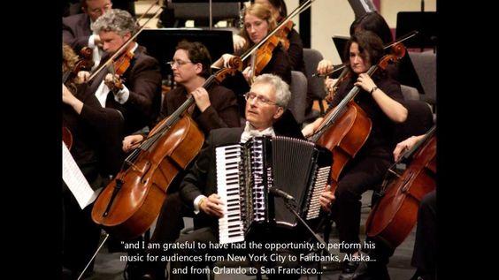 Ástor Piazzolla: Oblivion for accordion