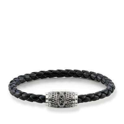 Bracelet de cuir \u2013 UB0014 \u2013 Hommes \u2013 THOMAS SABO