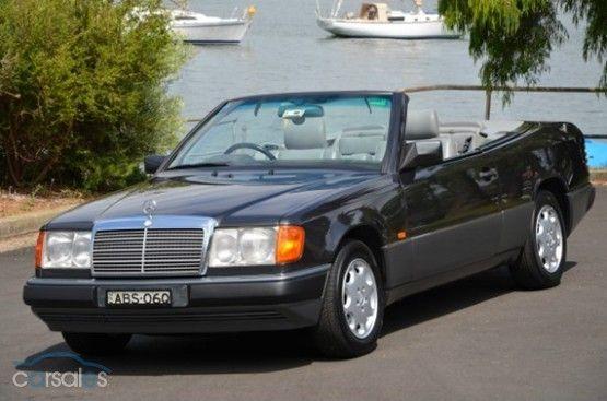 Mercedes Benz 1993 320CE A124