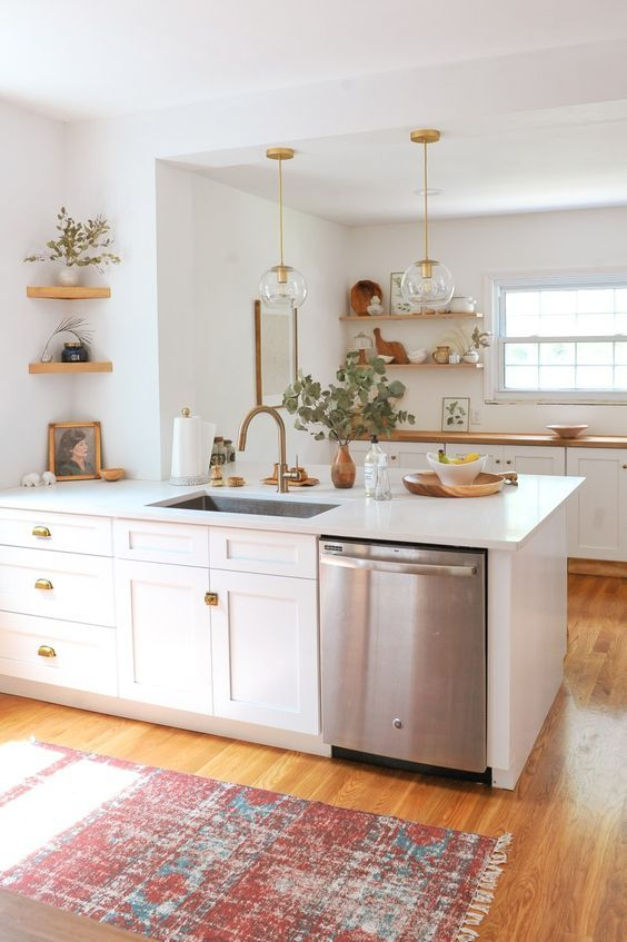 25 Home Decor Trends To Add To Your List White Wood Kitchens