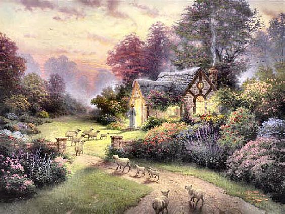 Cottages The O Jays And The Good Shepherd On Pinterest