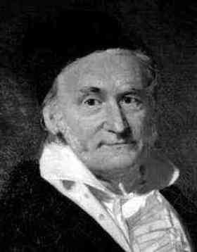 Carl Friedrich Gauss quotes #openquotes