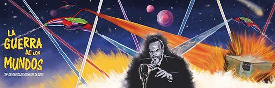 Calendar Orson Welles by Daniel del Ama, via Behance
