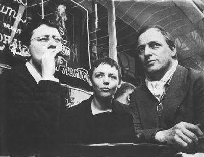 Guy Debord, Michelle Bernstein, Asger Jorn