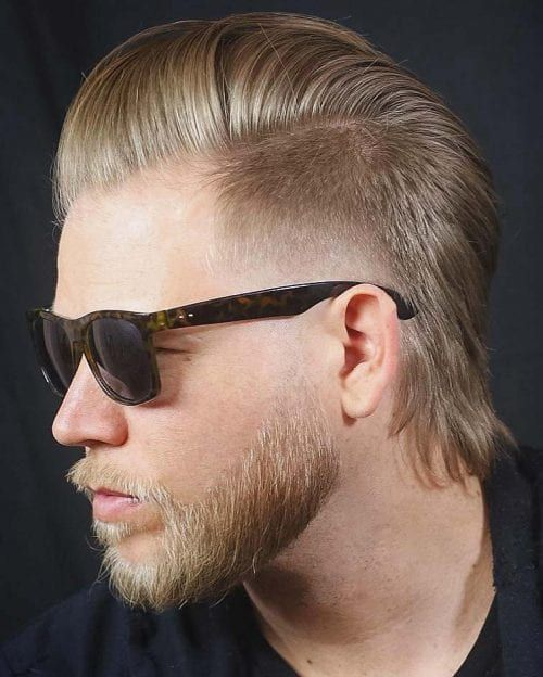 Most Current Pic Mens Hairstyles Mullet Ideas Bestmenshairstyles Blackmenshairstyles Cu Coiffure Decolore Coupe Homme
