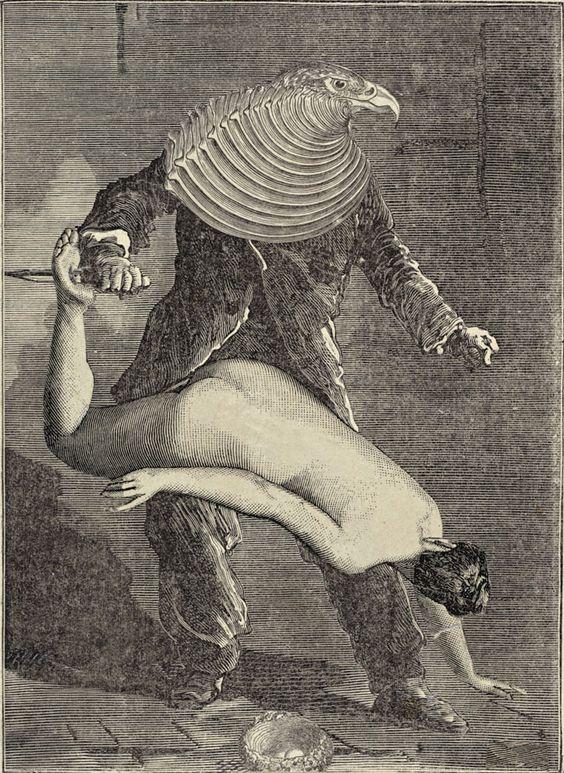 une semaine de bonte | Max Ernst's Une semaine de bonté | PERFECTION OF PERPLEXION