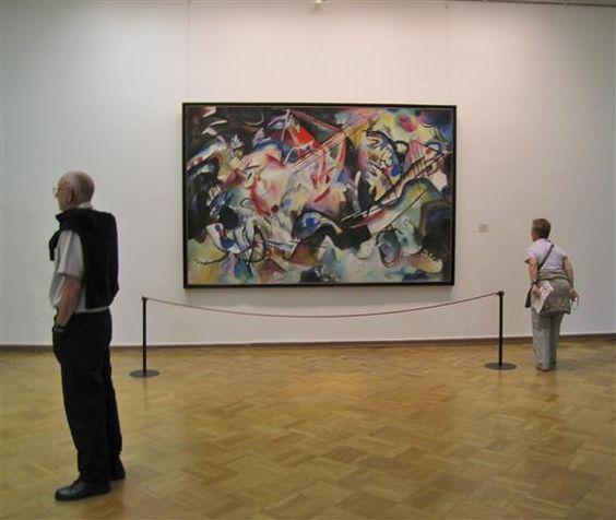 Kandinsky, The Hermitage