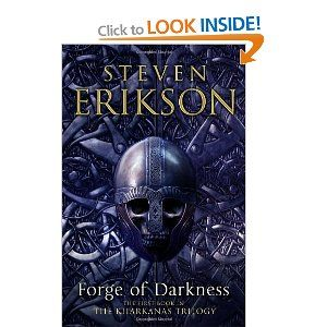 Forge of darkness the kharkanas trilogy