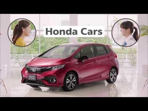 Honda Cars ホンダカーズ 新cm とことん話そう New Fit 篇 体験n Box 篇に新川優愛さん 石川理咲子さんが出演 活躍