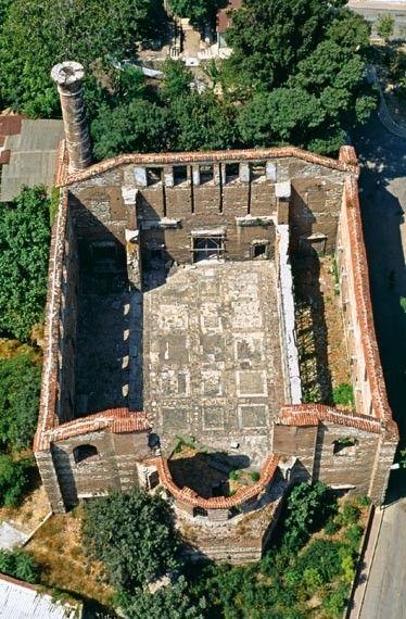 Monasterio de Studion, Estambul, Turquía