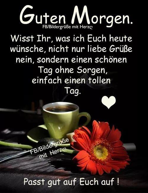 Pin Von Anett Kotting Auf Deutsch Guten Morgen Spruch